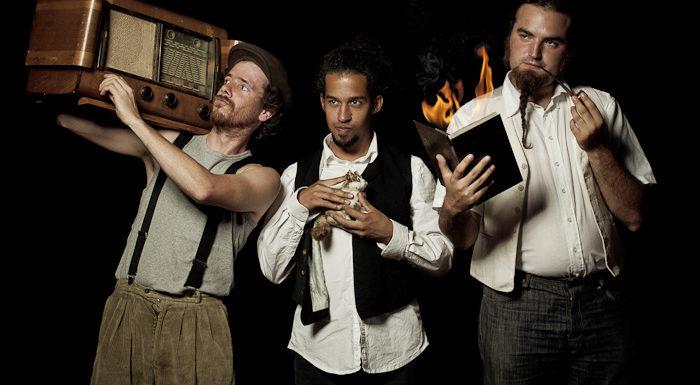spectacle de jonglerie, magie, feu